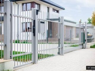 Ogrodzenia Wiśniowski białe Łódź