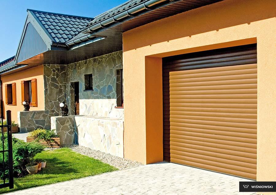 Brama garażowa Skierniewice