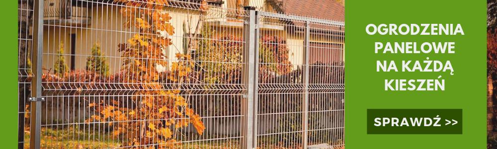 Ogrodzenia panelowe - oferta - Expert ogrodzenia