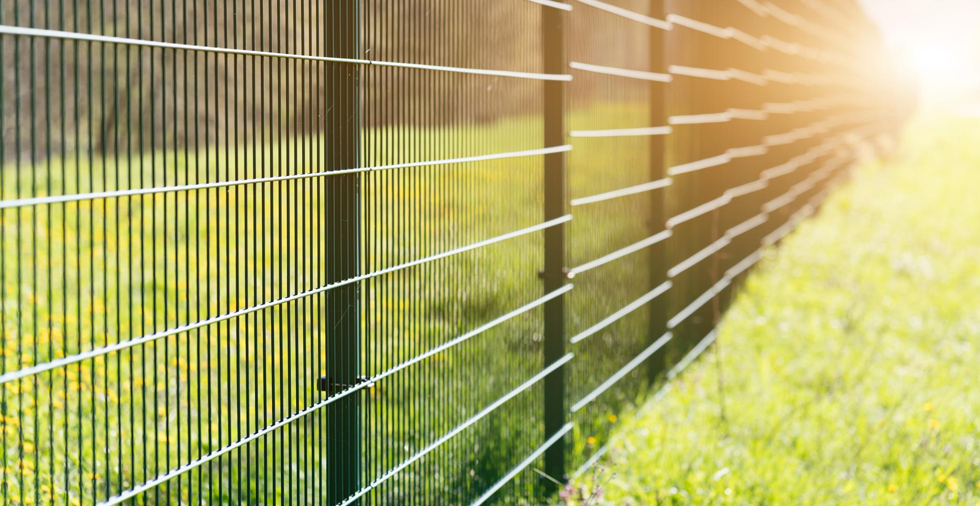 Tanie ogrodzenia panelowe