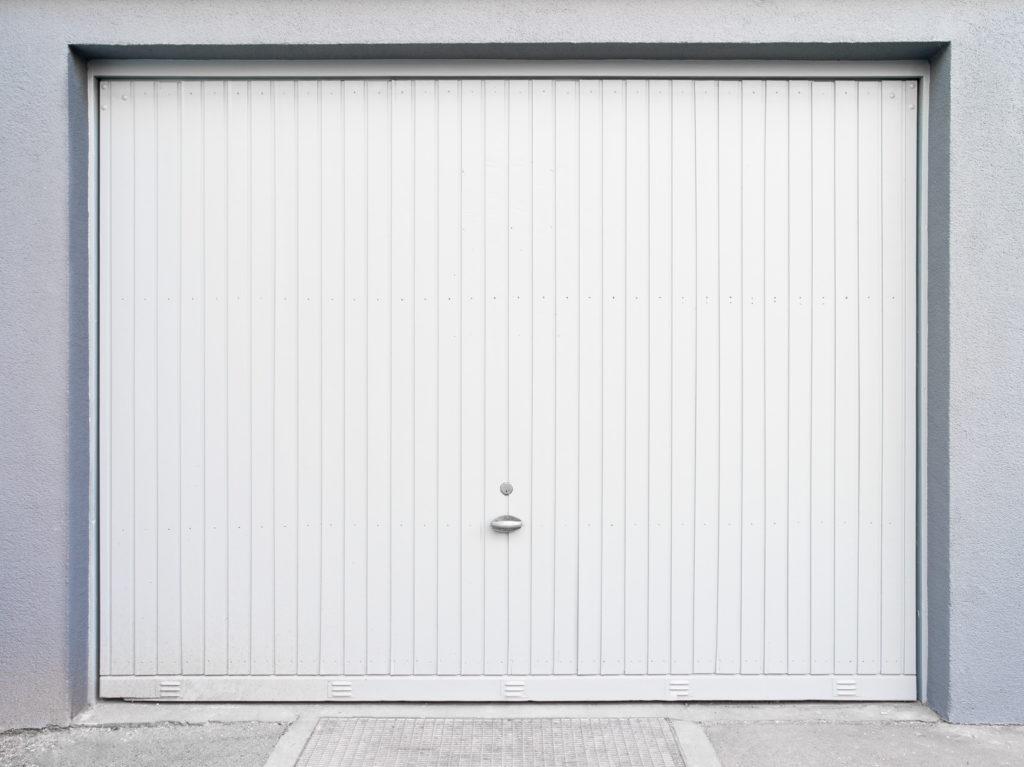Podnoszona brama garażowa - expert-ogrodzenia.pl