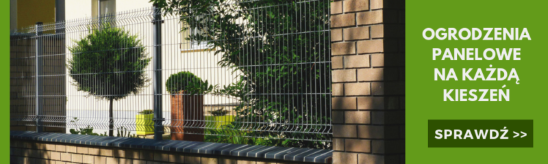 Ogrodzenia panelowe - oferta - Expert-ogrodzenia.pl