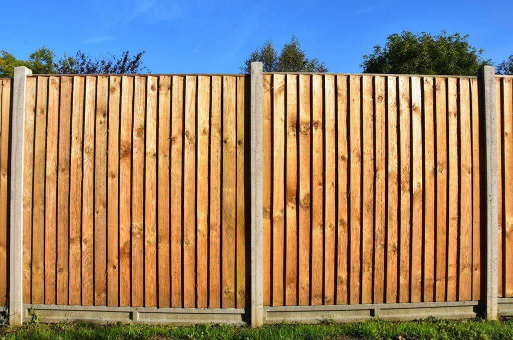 Drewniane panele ogrodzeniowe - expert Ogrodzenia