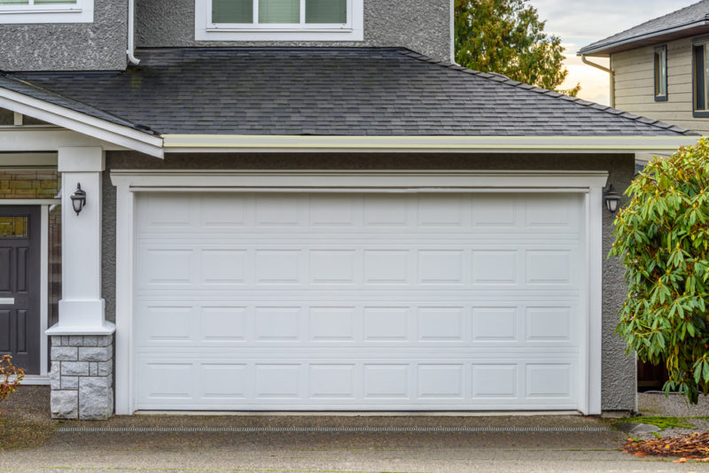 Brama garażowa - Expert-ogrodzenia