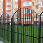 Ogrodzenie panelowe łukowe - Expert-ogrodzenia.pl